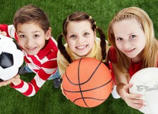 спортивная секция для детей
