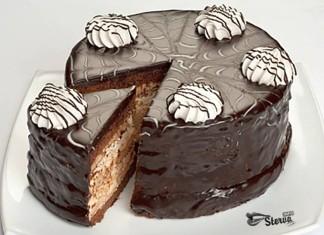 Рецепт торта Тетя Галя весьма прост, но торт получается вкусным. Еще с детства любимый торт, который обожает готовить моя тетя.