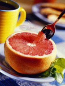 Грейпфрут здоровый завтарк