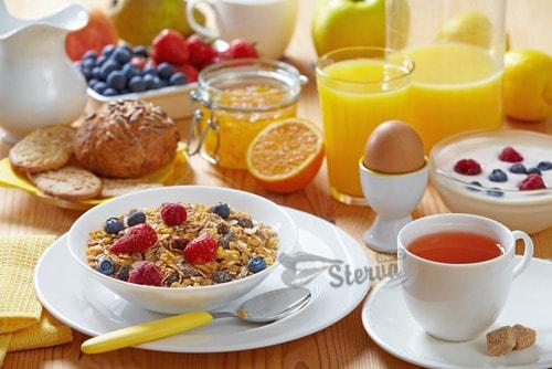 чем лучше завтракать