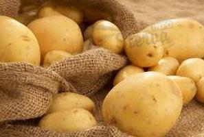 картофель-калории