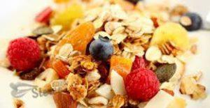 мюсли и сухие завтраки