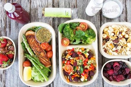 питание для похудения-среда