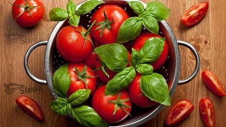 Когда класть помидоры