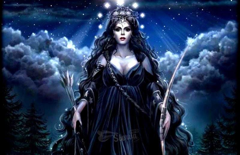 водолей какая ты богиня