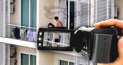 упала с балкона во время секса-