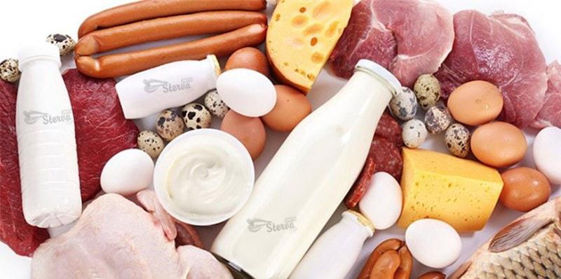 жиры в продуктах питания
