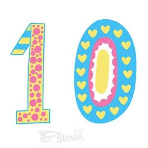 число 10 нумерологии дате рождения