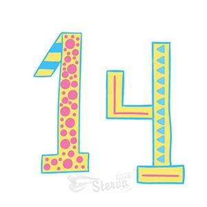 число 14 нумерологии дате рождения