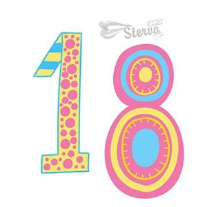 число 18 нумерологии дате рождения