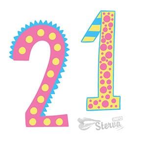 число 21 нумерологии дате рождения
