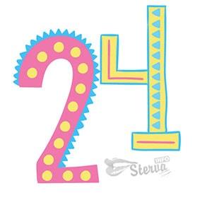 число 24 нумерологии дате рождения