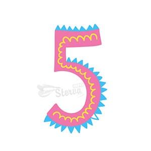 число 5 нумерологии дате рождения-