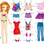 бумажные-куклы-лиза-с-одеждой-для-вырезания-распечатать