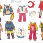 бумажные-куклы-с-одеждой-ребенок