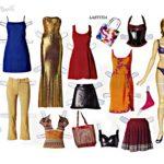 бумажные-куклы-с-одеждой