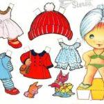 куклы-вырезалки-с-одеждой