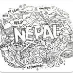 расскраски-антистресс-для-взрослых-непал