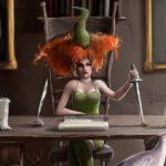ведьма по знаку зодиака водолей