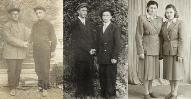 рукопожатие на старых фото-min