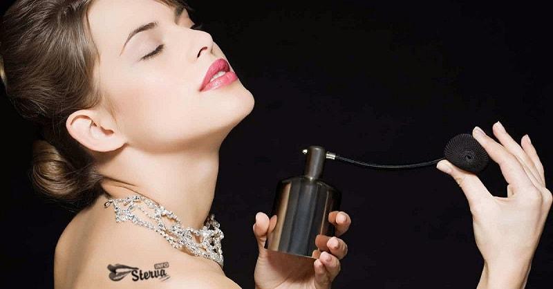 Десятка самых сексуальных женских парфюмов
