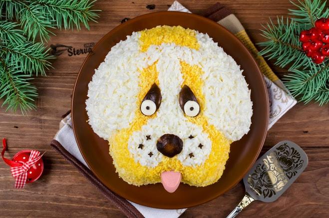 Что приготовить на стол в Новый год Собаки 2018