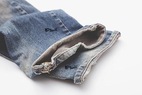 Затоптанные штаны