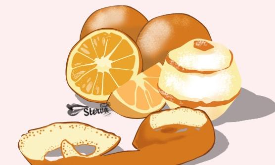 апельсин нельзя разогревать в микроволновке