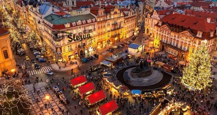Чехия Куда переехать жить