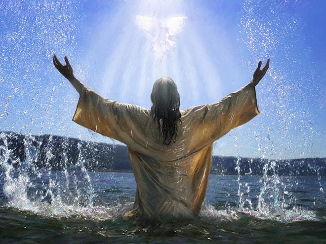 Поздравления с Крещением Господним на украинском и русском
