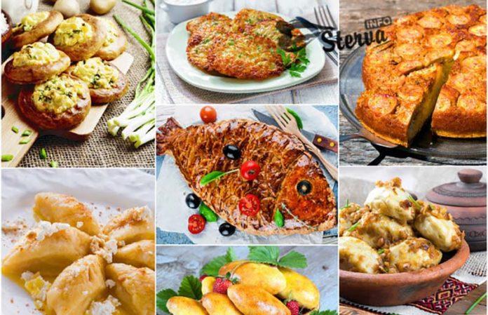 Блюда на Масленицу ТОП-7 вкусных рецептов с фото