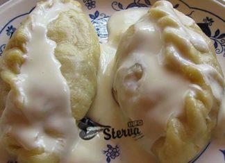 Вареники на пару рецепт с картофельной начинкой