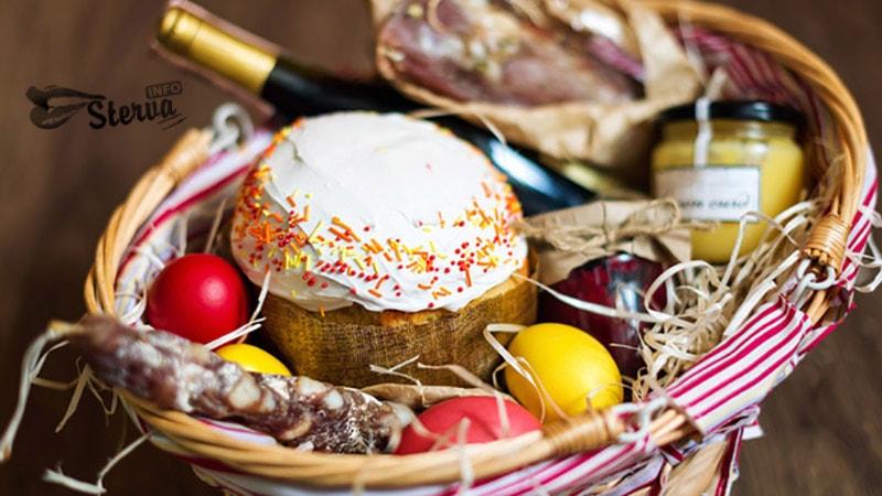 Что можно святить на Пасху собираем праздничную корзинку