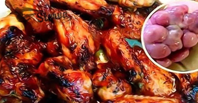 ПРЕДУПРЕЖДЕНИЕ ЖЕНЩИНАМ никогда не ешьте эту часть курицы-