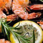 Рецепты на костре на майские праздники ароматные креветки на гриле