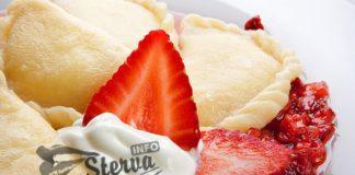 Вареники на пару – готовим с ягодами