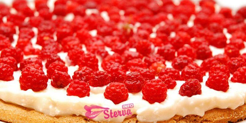 Пирог с малиной рецепт летнего десерта