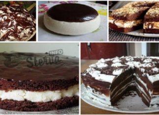 5 вкуснейших тортов
