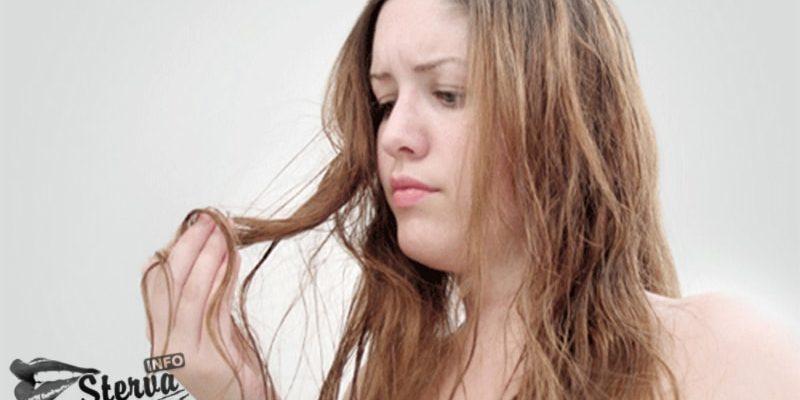 Что такое жидкие волосы