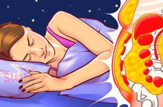 Неправильная постель-