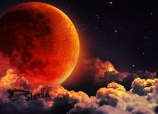 Самое длинное лунное затмение века дата