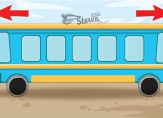 А вы можете ответить на вопрос, куда едет этот автобус