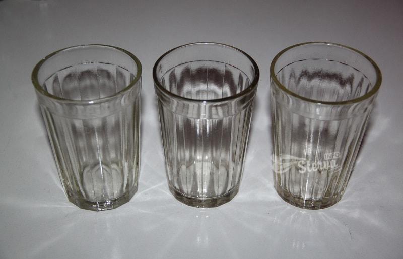 Граненый стакан-