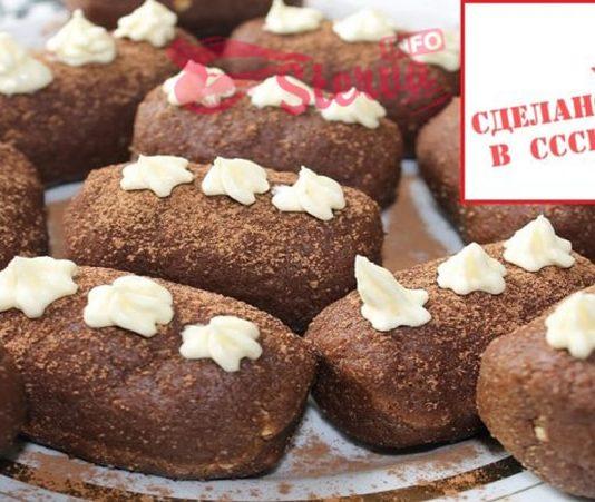 Подборка 9 рецептов отличных тортов, вкус которых многие помнят с детства