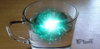Пускай чашка с водой исполнит любое ваше желание