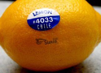 Я был шокирован, когда понял смысл наклейки на фруктах. Всегда думал, что это несущественные детали-