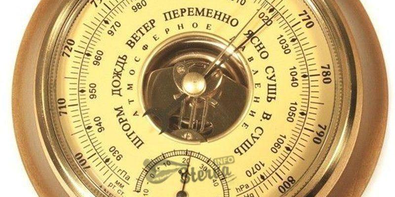 барометр к чему снится по соннику миллера