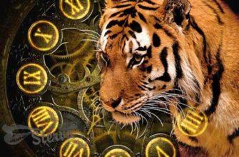 Как встречать 2022 год Тигра